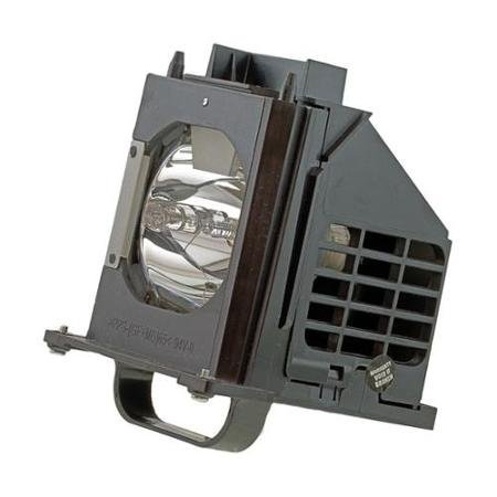 ROCCER 915B403001 Replacement Lamp with Housing for Mitsubis