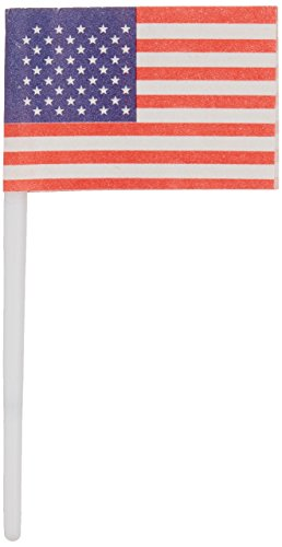 Oasis Supply 144 Count American Flag -