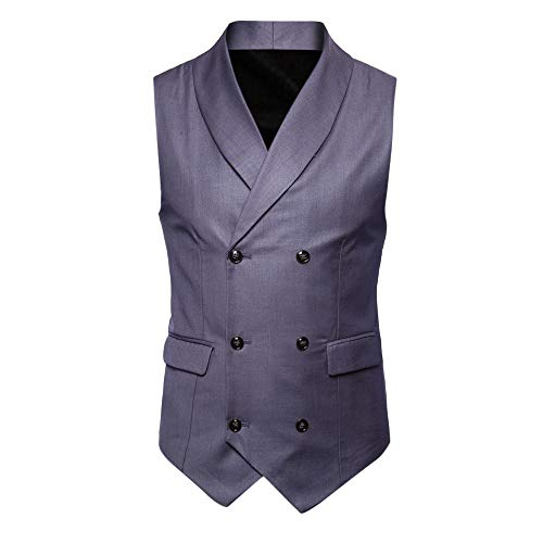 SMALLE ◕‿◕ Clearance,Men Button Casual Print Sleeveless Jacket Coat British Suit Vest Blouse - Bench Girls Jacket