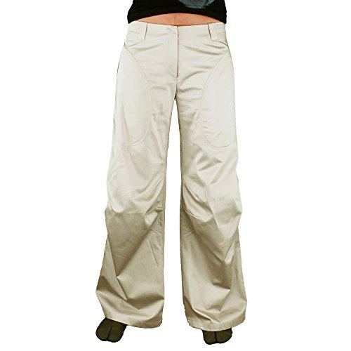 Mujer Trazita Pantalón Trazita Crudo Para Pantalón Trazita Para Mujer Crudo HBFtxqw