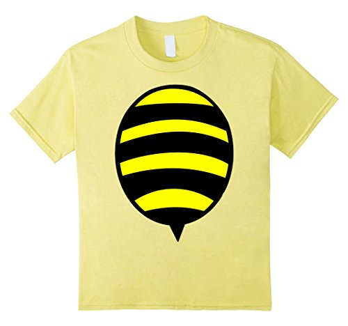 Halloween Bee Costume Diy Bumble (Kids Bumble Bee Costume T-Shirt Cute Honeybee Bumblebee Gift 10)