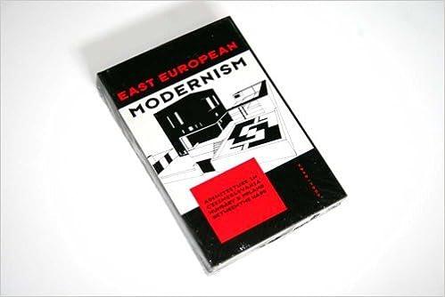 . East European Modernism  Architecture in Czechoslovakia  Hungary