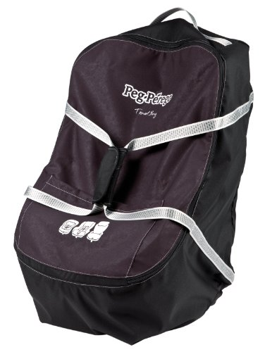 Peg Perego Travel Bag - Peg Perego USA Car Seat Travel Bag, Black