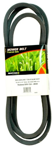 Cub Cadet Series (Maxpower 336355 Mower Belt for MTD, Cub Cadet and Troy-Bilt Models 754-3055A, 954-3055A)