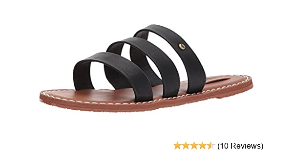 05c67550a4c9f4 Roxy Women s Sonia Multi Strap Sandals Slide