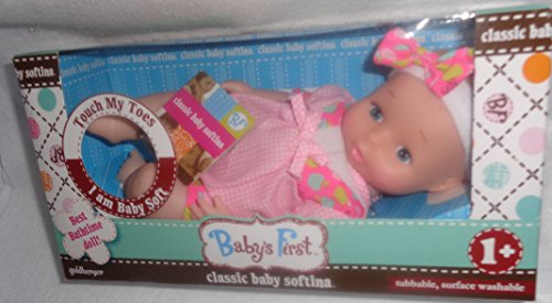 1st Doll (Baby's First Classic Baby Doll)