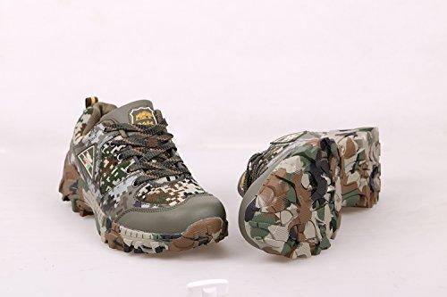 De Basses Marche Chaussures Tqgold Et Vert Femme Randonnée Homme AFx67H7qw