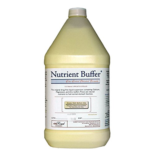 - Nutrient Buffer Gallon
