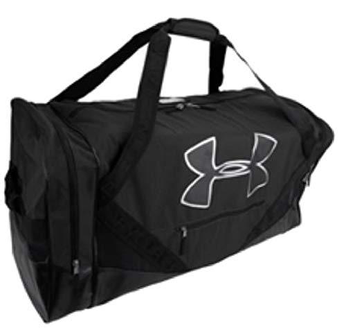 abdd2d6b3cd5 Under Armour Deluxe Cargo Hockey Bag (Black)
