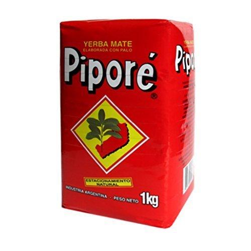 Yerba Mate Pipore - Regular - 2.2 Bags - 1 Kilo - متة بيبوري by Pipore