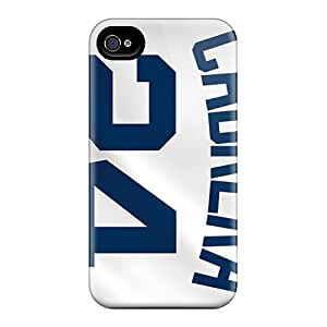 High Quality Shock Absorbing Case For Iphone 4/4s-detroit Tigers