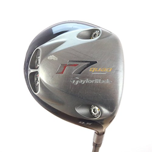 Taylormade R7 Quad Right-Handed Driver Graphite Stiff 9.5° (Taylormade R7 Quad Driver)