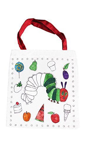 World of Eric Carle Color Your Own Tote Bag