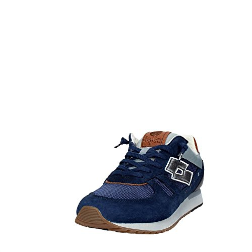 Mesh Lotto Suede Sneakers Blu Blu EU Leggenda Uomo Shibuya Nautic Tokyo 42 0F0rCxq