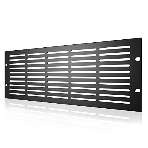 AC Infinity Rack Panel Accessory Vented 3U Space for 19