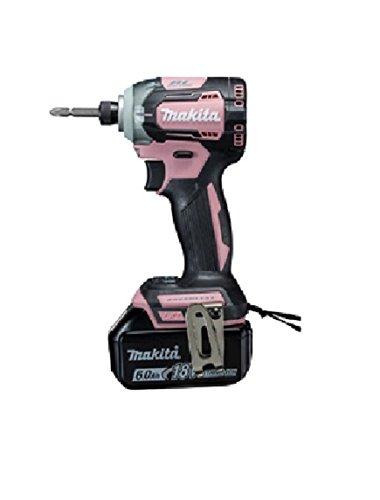マキタ TD160DRFXP 充電式インパクトドライバ ピンク 14V 3.0Ah B01BW8RHRM ピンク ピンク