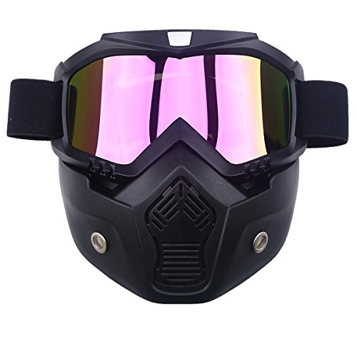 Goggles Motorcycle Removable Motocross Dirtbike product image