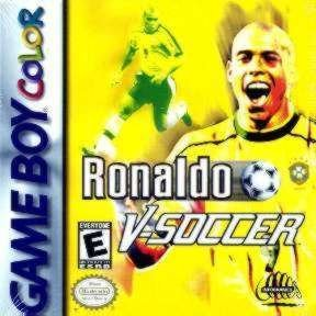 Ronaldo V-Soccer