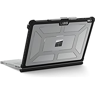 UAG Surface Book 3, 2, 1, Performance Base Case [13.5-inch Screen] Feather-Light Rugged [Ice] Military Drop Tested Laptop Case