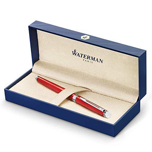 Waterman Hemisphere Rollerball Pen Fine Point with Black Ink Cartridge (2043213) by Waterman (Image #8)