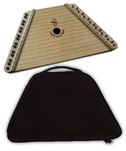 Music Maker Lap Harp with Music and FREE - Maker Instrument