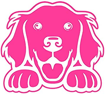 "ROTHWEILER DOG LOVER Vinyl Decal Graphics Sticker *WHITE* 3.5/""w x 5h/"""