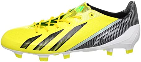 límite estar impresionado Juramento  adidas Adizero F50 TRX FG Syn Amarillo Hombre Zapatos de Futból Sprint  Frame MiCoach: Amazon.es: Deportes y aire libre