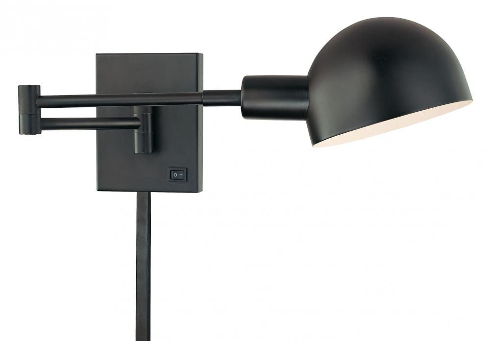 George Kovacs P600 3 615, P3, Wall Lamp, Antique Dorian Bronze   Wall Light  With On Off Switch Bronze   Amazon.com