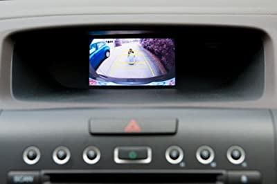Vehicle Backup System Installation from The Rear View Camera Center