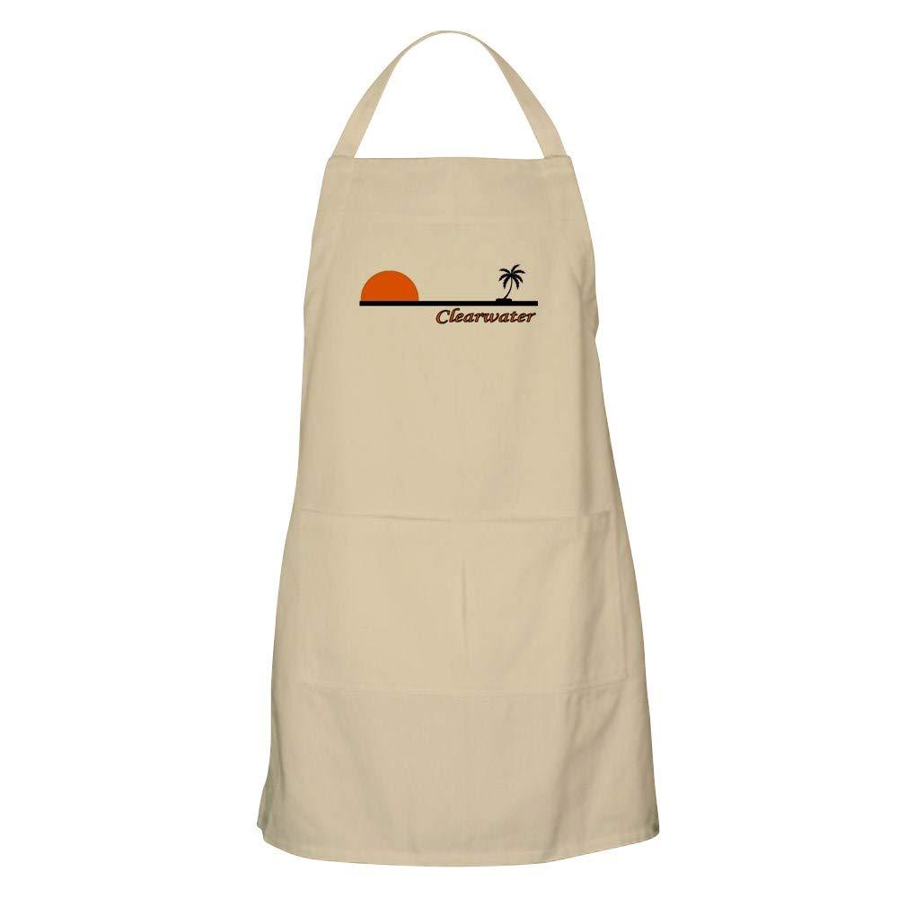 CafePress BBQエプロン グリルエプロン ベージュ 005650798540D7A  カーキ B073W2J7RM