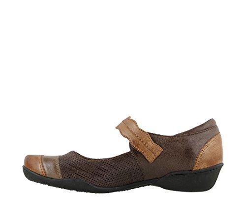 Taos Footwear Women's Bravo Mary Jane Whiskey Multi free shipping 100% guaranteed dlOLTke