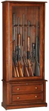5.45 cu. ft. 8 Gun Cabinet 41phrDv8mDL