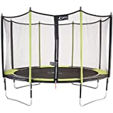 Kangui - Trampoline de jardin + filet de sécurité JUMPI POP