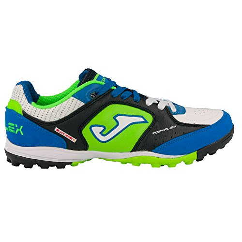 royal de Mixte Top Flex Navy Adulte Futsal Chaussures Fluor Joma Giallo Bleu qgP64HFq