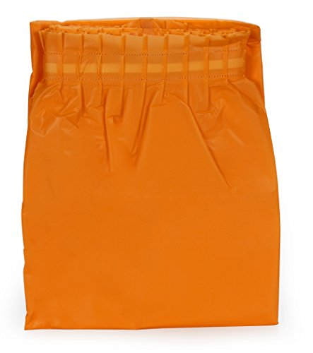 (Darice 1141-37 Plastic Table Skirt, 29-Inch, Orange)