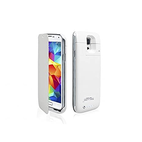 Funda cover cargador de bateria para Samsung Galaxy S5 3800 ...