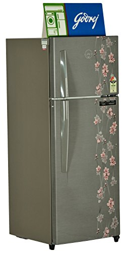 37cae3ac09c Godrej 261 L 3 Star Frost Free Double Door Refrigerator(RT EON 261 P ...