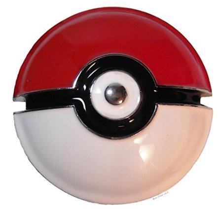 Pokemon POKE BALL 3D Metal/Enamel BELT BUCKLE