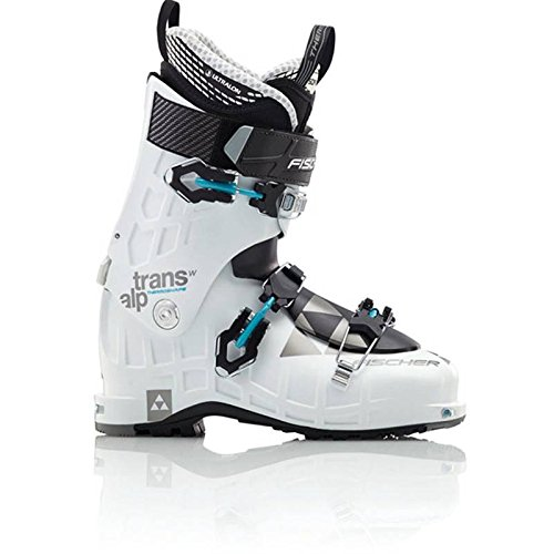 FISCHER - Chaussures Ski de rando - TRANSALP W THERMOSHAPE Blanc