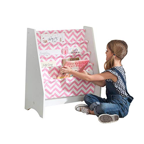 KidKraft Bookcase, Pink by KidKraft (Image #3)