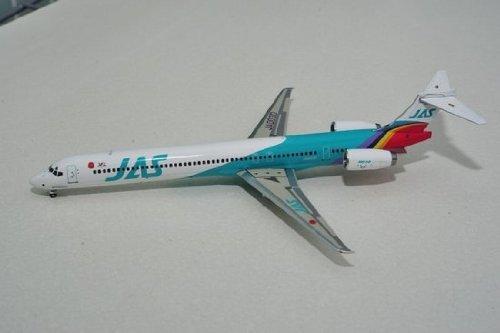 JET-L033A Jet-X 200 JAS MD-90 JA003D Model Airplane