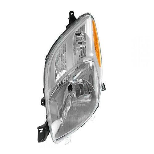 Headlight Headlamp Driver Side Left LH for 06-08 Toyota Yaris Hatchback
