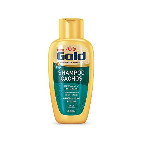 Gold Shampoo Cachos 300 Niely
