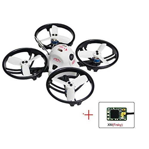 KING KONG ET125 PNP Brushless FPV RC Racing Drone with XM Receiver Compatible with Frsky