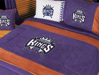 NBA Sacramento Kings MVP Comforter Queen