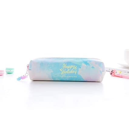 Amazon.com: King Boutiques 1Pcs Pencil Case Watercolor ...