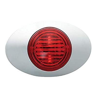 Grote 45772 M3 Series Red LED Clearance Marker Light: Automotive