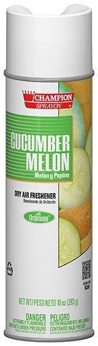 - Champion 5354 Sprayon Fry Air Freshener, Cucumber Melon, 10 oz Aerosol (Pack of 12)
