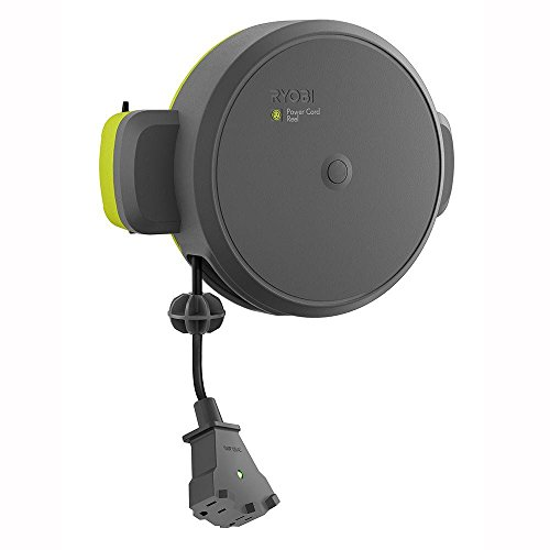 retractable electrical cord reel accessory