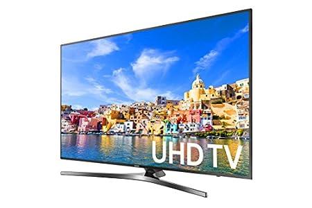 Samsung UN43KU7000 43-Inch 4K Ultra HD Smart LED TV